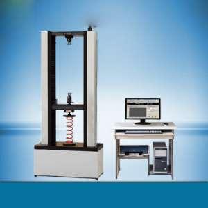 微机控制电液伺服弹簧压力试验机
